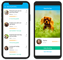 Download the free Pawshake mobile app today to find and book your perfect pet sitter.