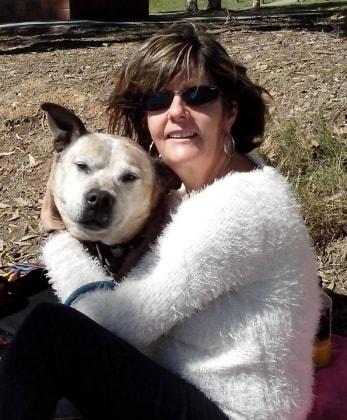 Cherie in Labrador back image