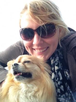 Jessica in Westkelowna back image