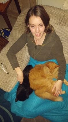 Gemma in Bristol back image