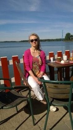 Sirpa - Helsinki back image