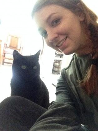 Zoe in Swallowfield back image