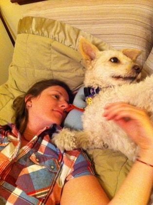 Sarah in Eastwood back image