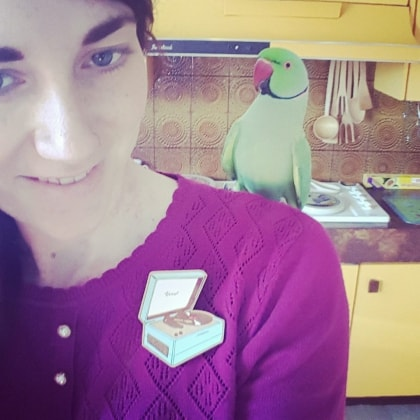 Emma in Altona back image