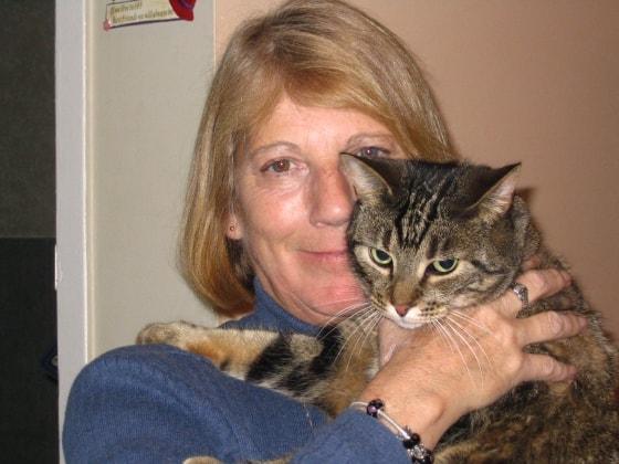 Debbie in Nepean back image