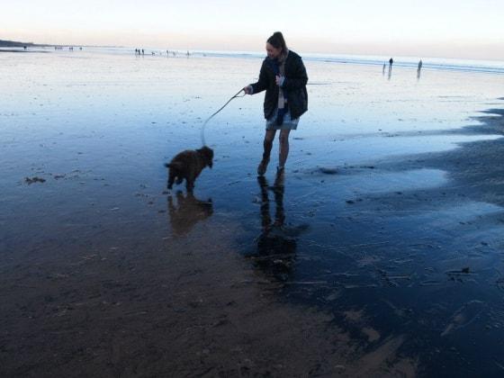 Amy in Dordrecht back image