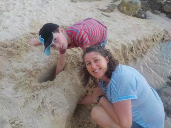 Wade, Meg & Ryan in Brisbane back image