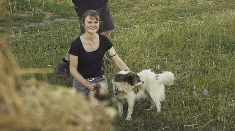 Nancy in Glasgow back image