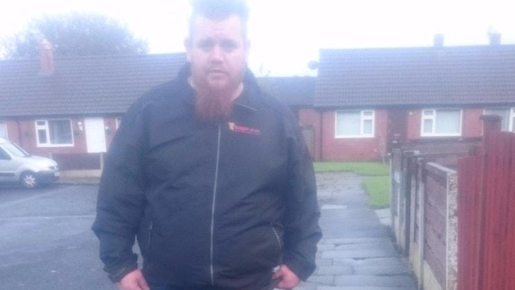 Ben in Manchester back image