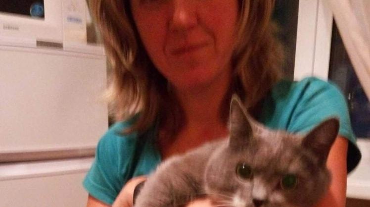 Tatyana in Edmonton back image
