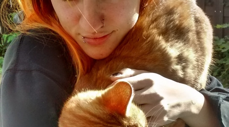 Asha in Norwich back image