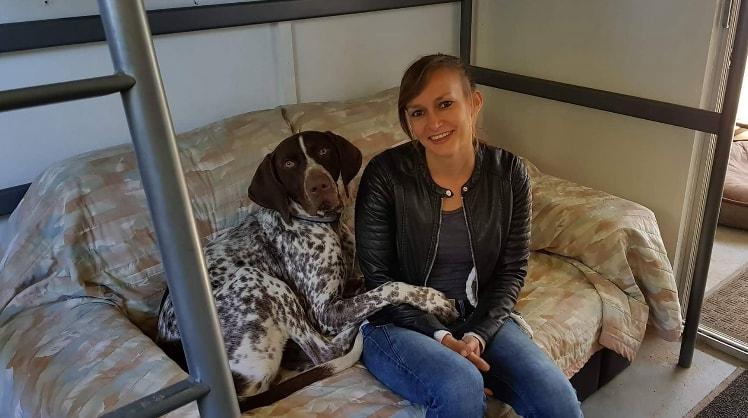 Ilse in Nuenen back image