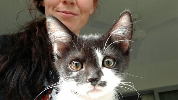 Nikki in Wulguru back image