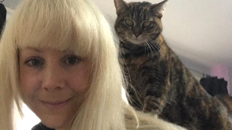 Hannah in Epsom back image