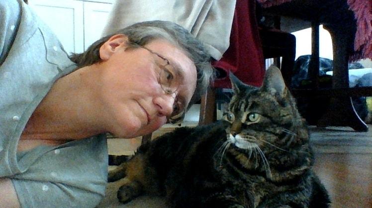 Marian in Bristol back image