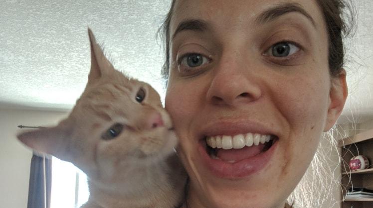 Monique in Pijnacker back image