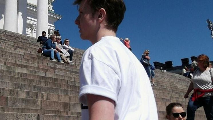 Viktor in Stuttgart back image