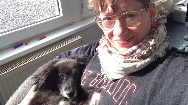 Janita in München back image