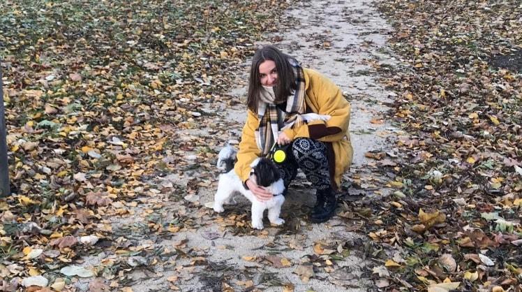 Laura in Leiden back image