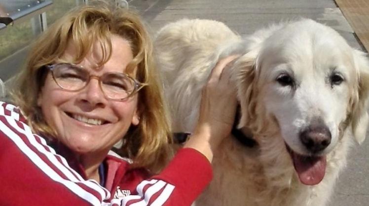 Patricia in London back image