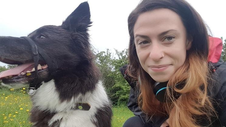Megan in Otford back image