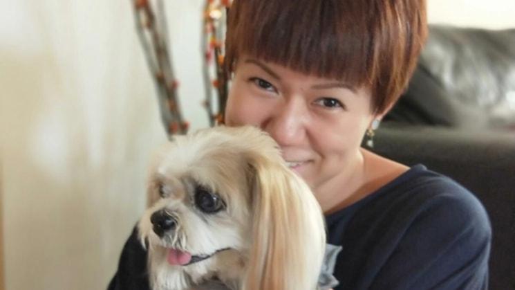 Cheryl in Singapore back image