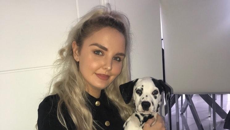 Sophie in Manchester back image