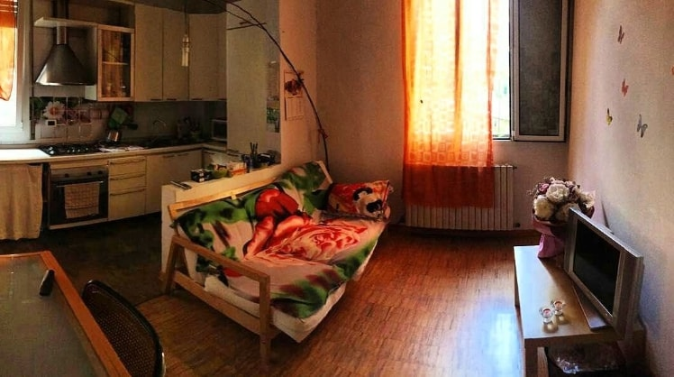 Ilaria a Bologna back image