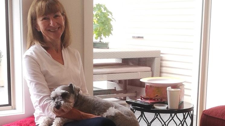 Faye in Burwood back image