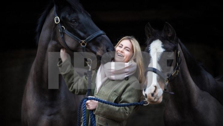 Lauren in Goudhurst back image