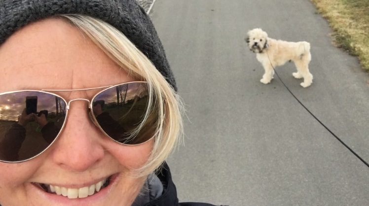Christine in Prebbleton back image