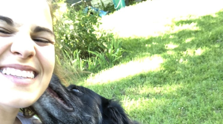 Mattea in Mosman park back image