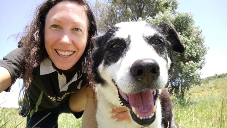 Karen in Gisborne back image