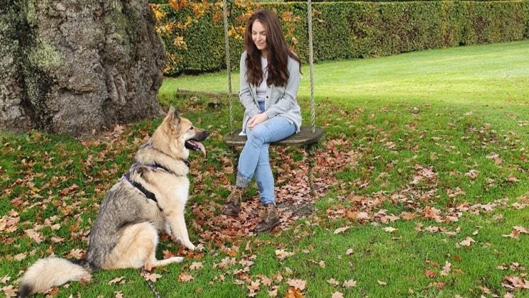 Jess in Stevenage back image