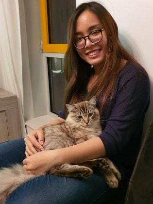 Charlene in Almere poort back image
