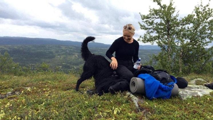 Ingrid Meling i Oslo back image