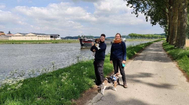 Janne in Gent back image