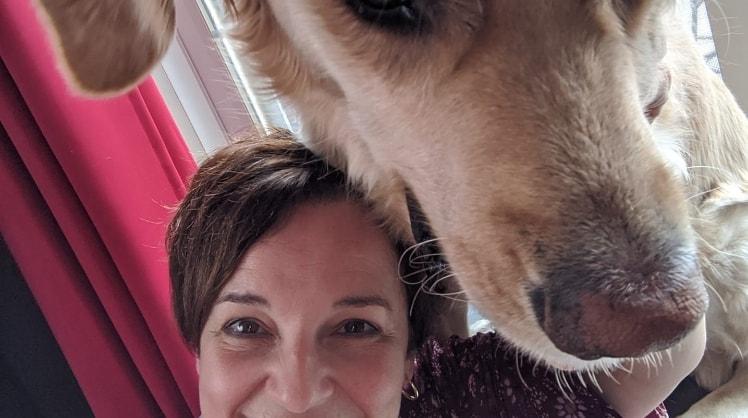 Isabelle in Sherbrooke back image