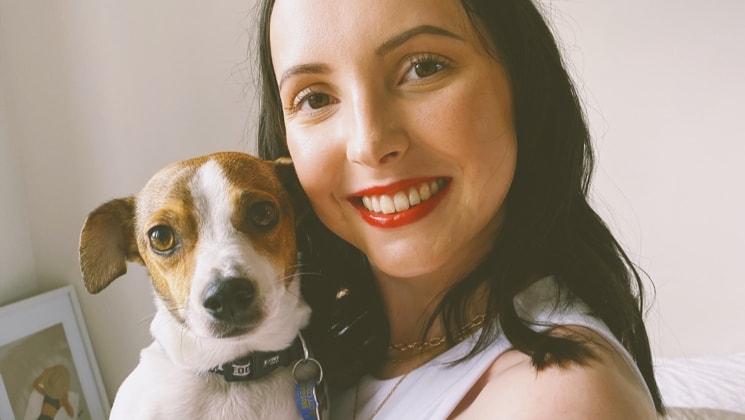 Zoe in Hamilton back image