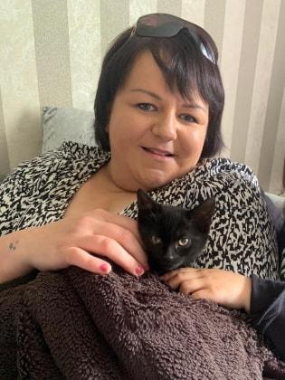 Annemarie in East kilbride back image