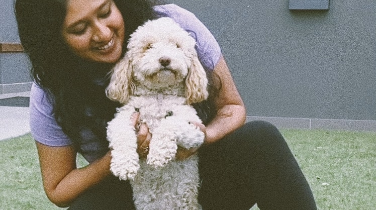 Nellie in Miranda back image