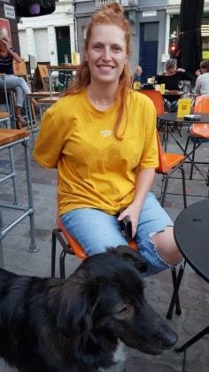 Eva in Antwerpen back image